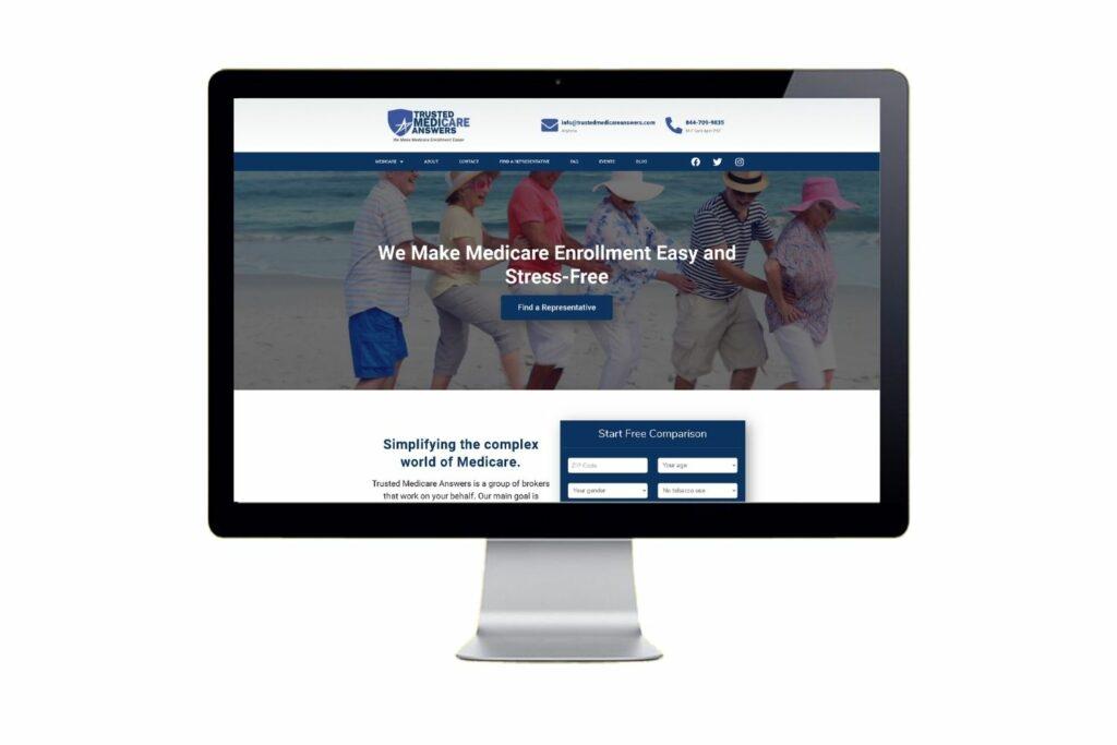 trusted medicare answers website desktop