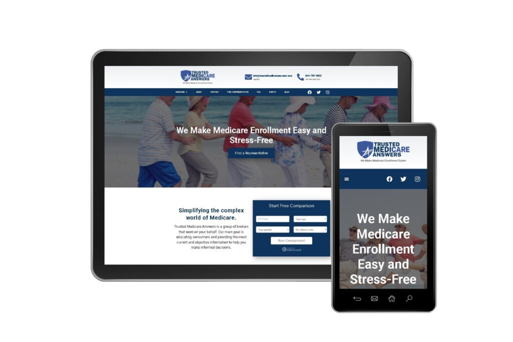 trusted medicare answers mobile