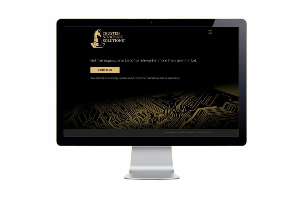 trusted strategic solutions website home